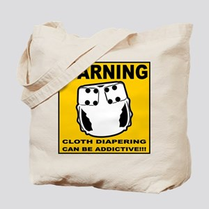 Warning... Tote Bag