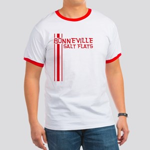 Retro Bonneville Salt Flats-R Ringer T