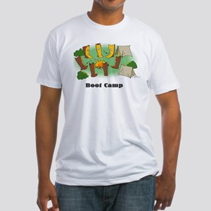 Boot Camp Fitted T-Shirt