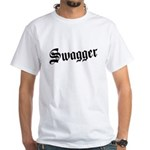 Swagger White T-Shirt