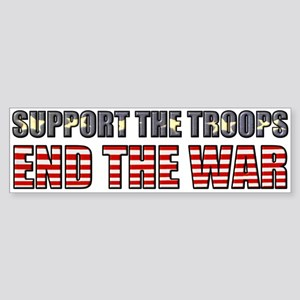 Support the Troops: End the War