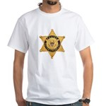 Sutter Creek Police White T-Shirt
