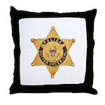 Sutter Creek Police Throw Pillow