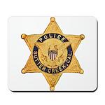 Sutter Creek Police Mousepad