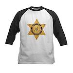 Sutter Creek Police Kids Baseball Jersey