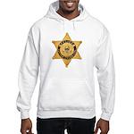 Sutter Creek Police Hooded Sweatshirt