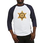 Sutter Creek Police Baseball Jersey