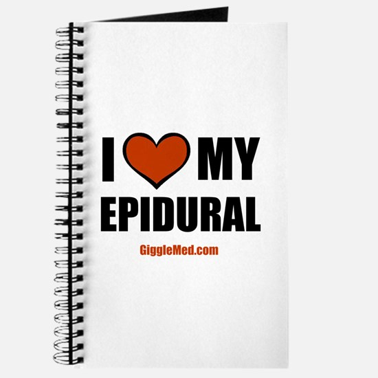 Epidural Love Journal