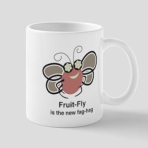 5-fruit-fly Mugs