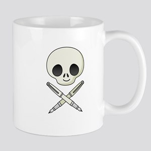 Jolly Roger Writer Mugs