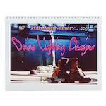 Davis Lighting designs Wall Calendar
