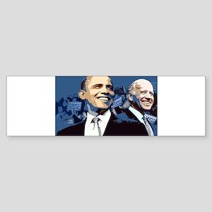Barack - Biden Bumper Sticker