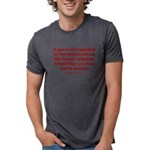 R U Human? Mens Tri-blend T-Shirt