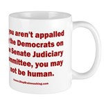 R U Human? 11 oz Ceramic Mug