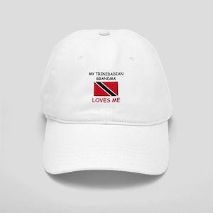 My Trinidadian Grandma Loves Me Cap