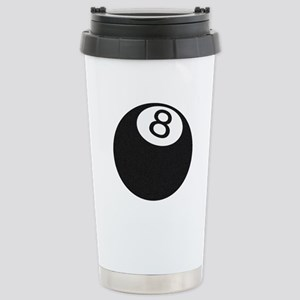 Riyah-Li Designs 8 Ball Stainless Steel Travel Mug