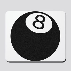 Riyah-Li Designs 8 Ball Mousepad