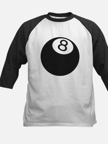 Riyah-Li Designs 8 Ball Kids Baseball Jersey