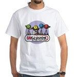 Inclusion Better Together White T-Shirt