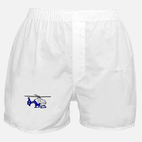 EMS Helicopter3 Boxer Shorts