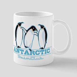 Penguin Swimming Mug