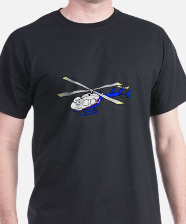 EMS Helicopter4 T-Shirt
