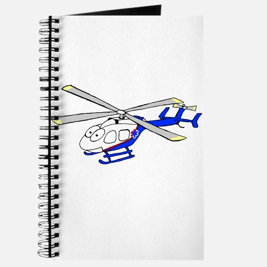 EMS Helicopter4 Journal