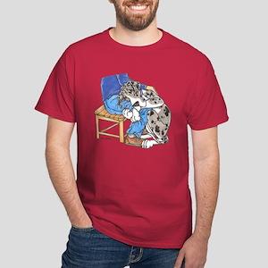 NMtMrl Leghug Dark T-Shirt