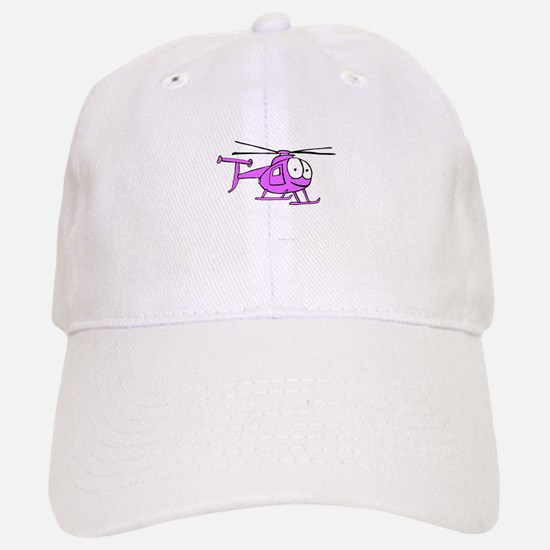 OH-6 Purple Baseball Baseball Cap