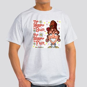 The Bigger the Bun Light T-Shirt