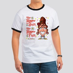 The Bigger the Bun Ringer T