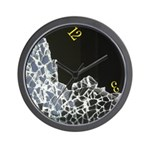 Broken Clock Wall Clock
