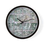 Broken Clock 2 Wall Clock