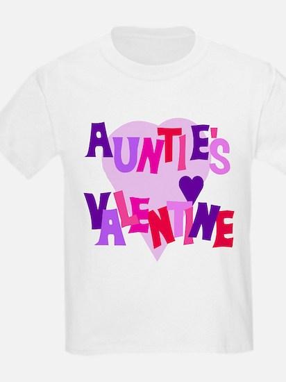 Auntie's Valentine T-Shirt