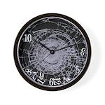 Borken Clock 3 Wall Clock