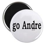 go Andre Magnet