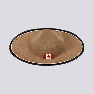 MountieHat051409 Patch