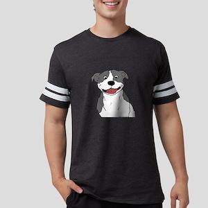 Pit Smile Blue no tex T-Shirt