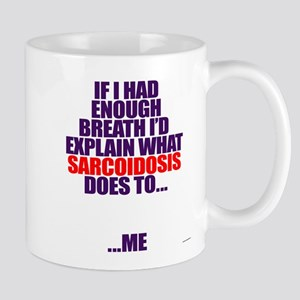 Enough Breath Mug