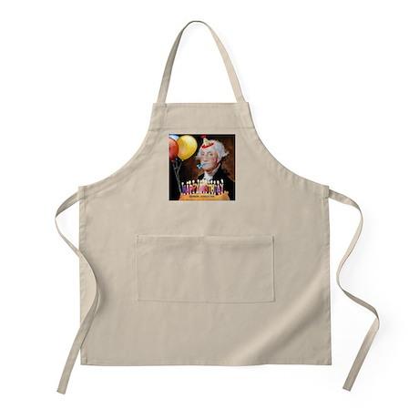 George Washington BBQ Apron