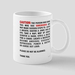 Caution: Mug