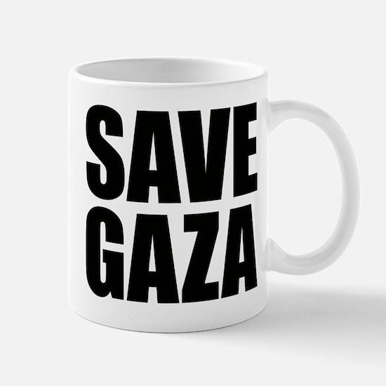 SAVE GAZA Mug