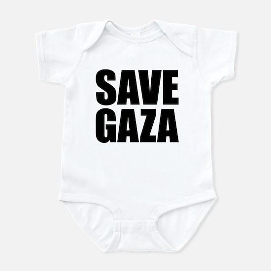 SAVE GAZA Infant Bodysuit
