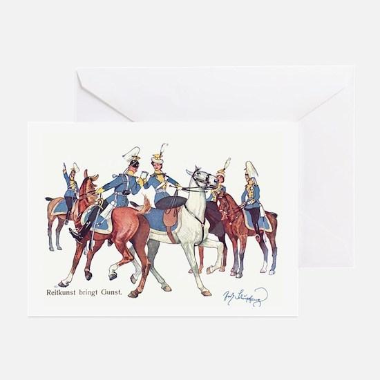 Riding Brings Joy! Greeting Cards (6)