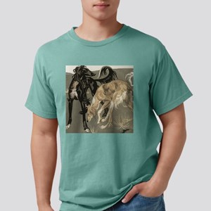 Saluki Pair T-Shirt