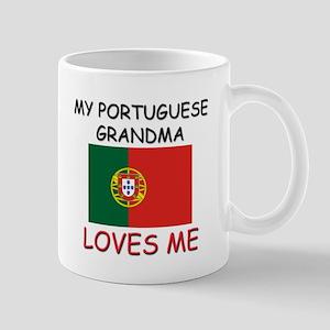 My Portuguese Grandma Loves Me Mug