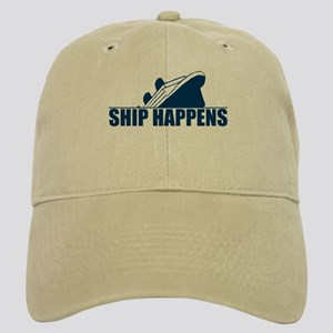 Ship Happens Cap