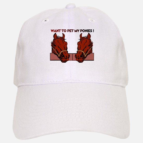 Funny Designs for our times Baseball Baseball Cap