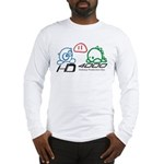 Long Sleeve Stern but Fair HD4000 T-Shirt