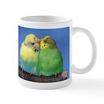 Playing Parakeet Mug